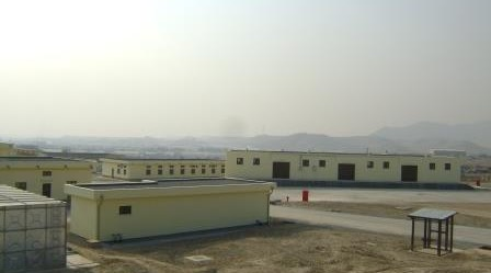 OBD Afghan National Army Fuel Depot